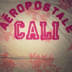 Teenager Aeropostale shirt